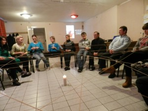 Advento seminaras Dievas su mumis13