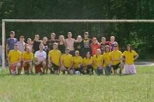 futbolo komandos